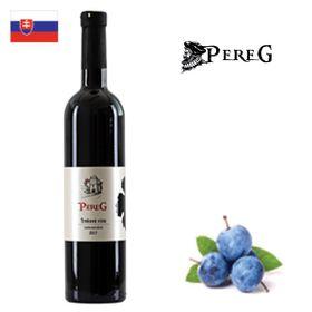Pereg Trnkové víno 750ml
