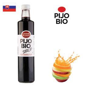 Pijo Bio Sirup lesné plody 500ml
