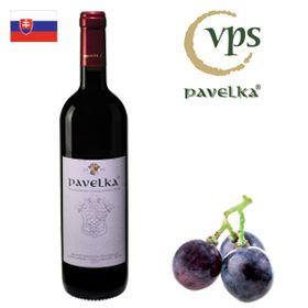 Pavelka Pinot Noir výber z hrozna 2016 750ml
