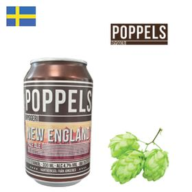 Poppels New England Pale Ale 330ml CAN