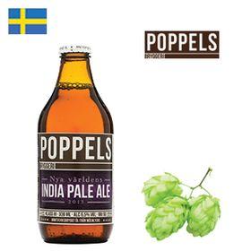Poppels Nya Världens IPA 330ml