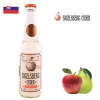 Sigelsberg Cider Polosladký 275ml