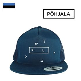 Šiltovka Põhjala Trucker - Deconstructed on Navy
