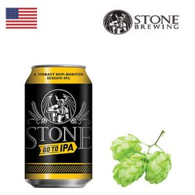 Stone Go To IPA 330ml CAN