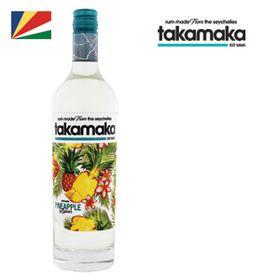 Takamaka Pineapple Rum 25% 700ml