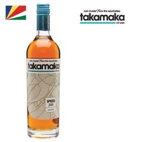 Takamaka Spiced Rum 38% 700ml