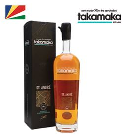 Takamaka St André 8yrs old Rum 40% 1000ml
