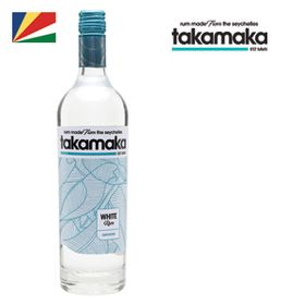 Takamaka White Rum 38% 700ml