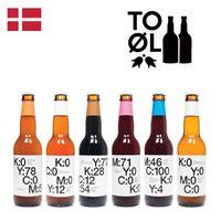 To Ol Colour Tasting Edition - Mr. Series 2019 6x330ml
