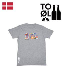 Tričko To Ol Flags