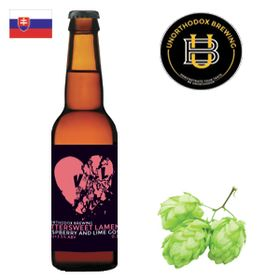 Unorthodox Brewing Bittersweet Lament 330ml