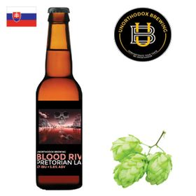 Unorthodox Blood River 330ml