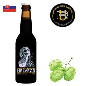Unorthodox Brewing Helvegr 330ml