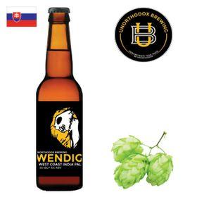 Unorthodox Brewing Wendigo 330ml