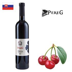 Pereg Višňové víno 750ml