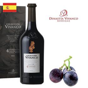 Vivanco 4 Variatales 2012 750ml