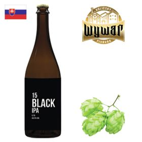 Wywar Black IPA 750ml