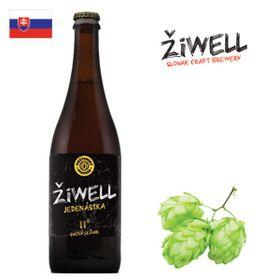 ŽiWell Jedenástka 750ml