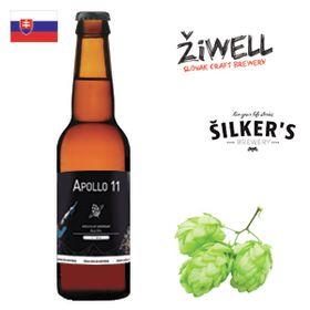 ŽiWell / Šilkers - Apollo 11 330ml