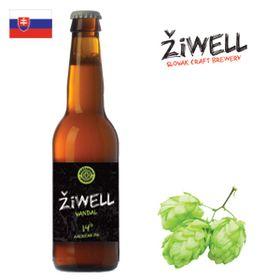 ŽiWell Vandal 330ml
