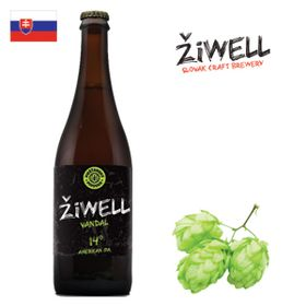 ŽiWell Vandal 750ml