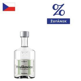 Žufánek Hruškovica 45% 100ml