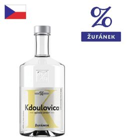 Žufánek Kdoulovica 45% 500ml