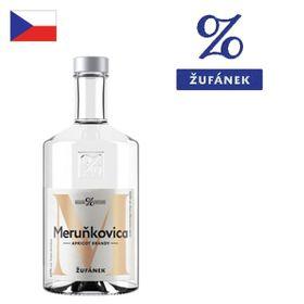 Žufánek Meruňkovica 45% 500ml