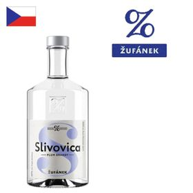 Žufánek Slivovica 50% 500ml