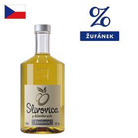 Žufánek Slivovica z dubového suda 50% 500ml